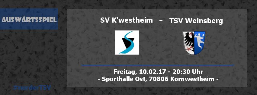 sports shoes 11b40 76672 M-BWOL: SV Salamander Kornwestheim 1894 – TSV 1866 Weinsberg ...