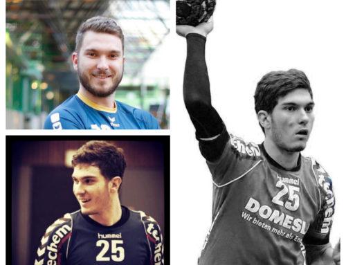 Robin Mahl kehrt nach 8 Jahren zum TSV zurück