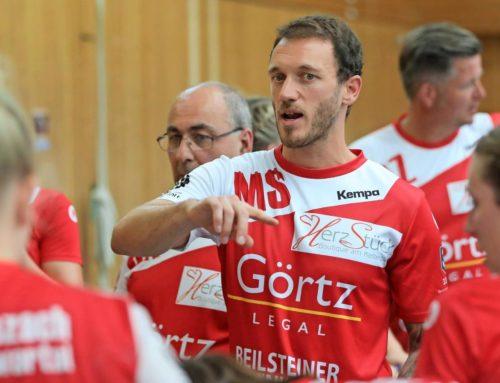 Michael Stettner wird im Sommer neuer Trainer beim TSV Weinsberg