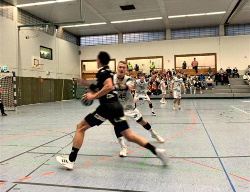Testspiel Herren 1 26.08.2021: SG Schozach-Bottwartal – TSV Weinsberg 30:31 (14:17)