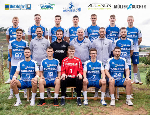 Vorbericht – BWOL: TSV Weinsberg vs. H2Ku Herrenberg