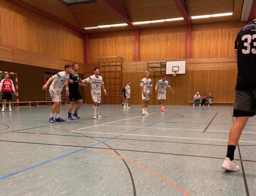 Testspiel: VFL Waiblingen (WL) vs. TSV Weinsberg 35:28 (19:15)