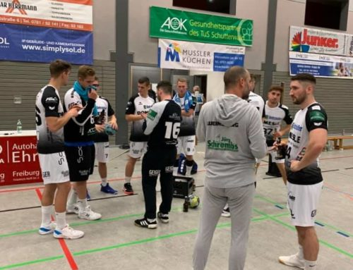 TuS Schutterwald – TSV Weinsberg 34:42 (16:20)